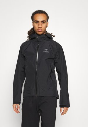 ZETA SL JACKET MENS - Giacca hard shell - black