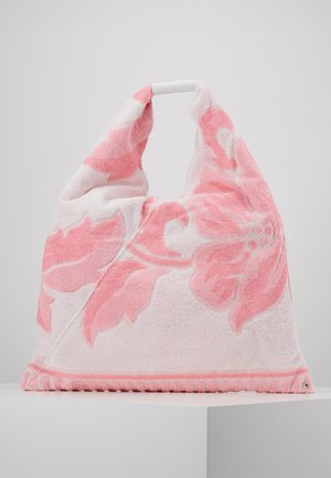 Tote bag - pink carnation