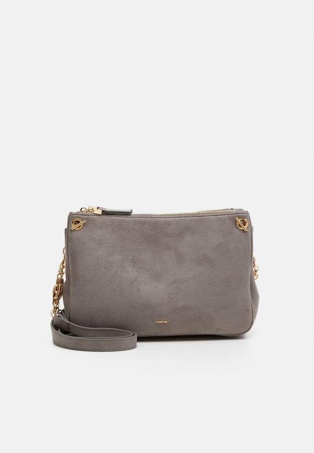 CROSSBODY BAG HORTENSIA  - Across body bag - light grey