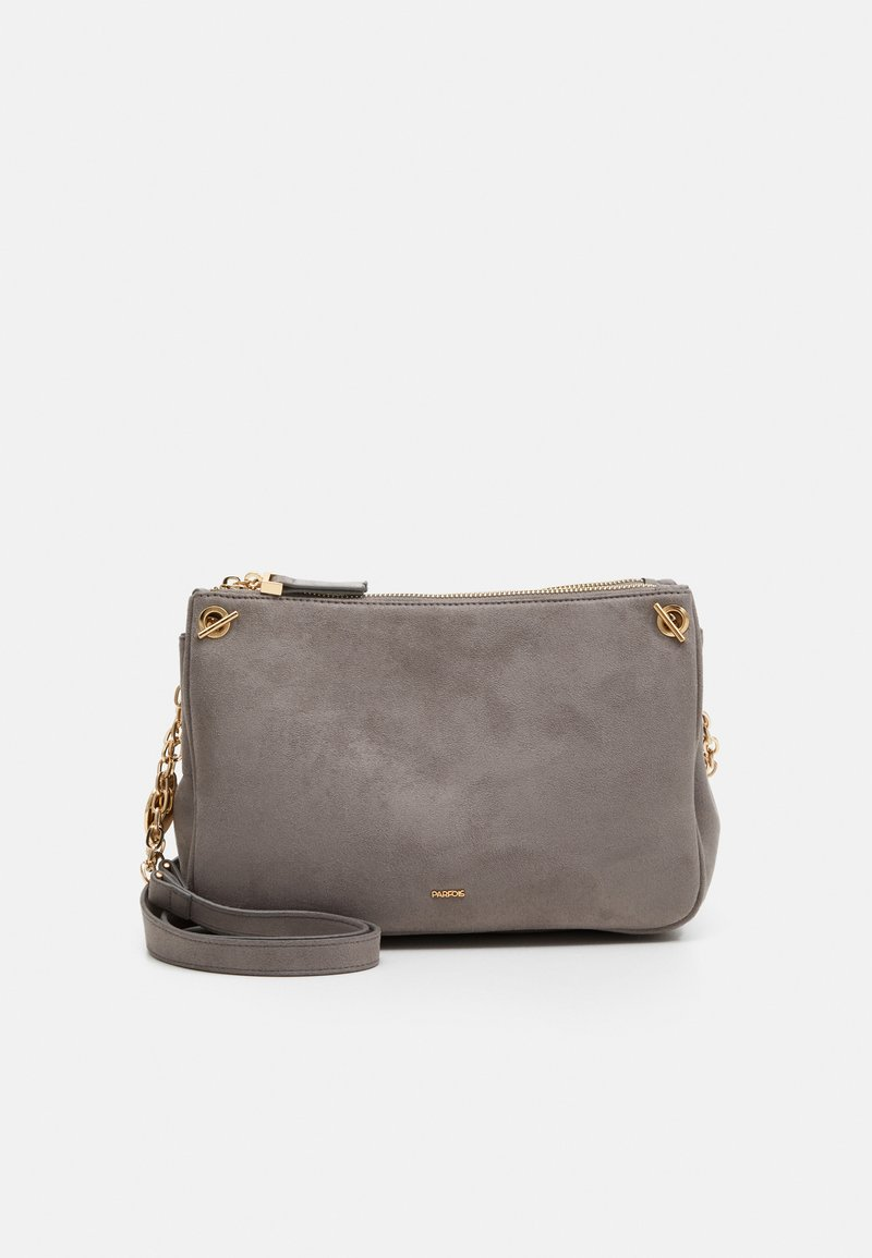 PARFOIS - CROSSBODY BAG HORTENSIA  - Umhängetasche - light grey