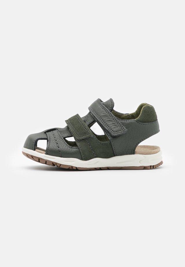 OSCAR UNISEX - Chodecké sandály - dark green