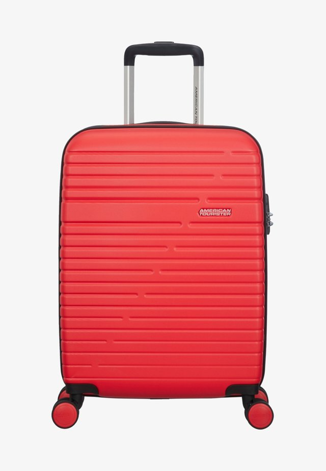 AERO RACER - Luggage - poppy red