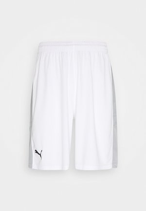BASKETBALL GAME SHORT - Sports shorts - white/quarry