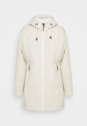 ANGUILLA - Fleecejacke - natural white