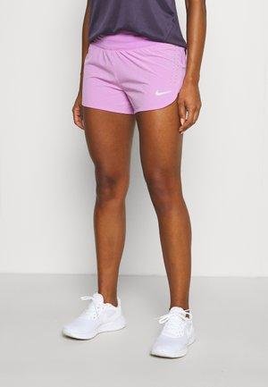 ECLIPSE SHORT - Pantalón corto de deporte - fuchsia glow/reflective silver