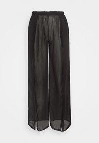 Bluebella - CAMI AND TROUSER - Pyjamas - black - 3