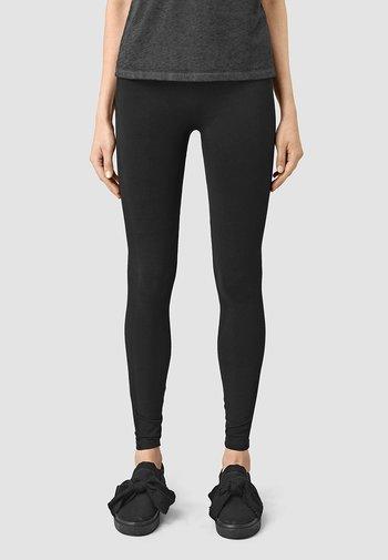 BRI - Leggings - Trousers - black