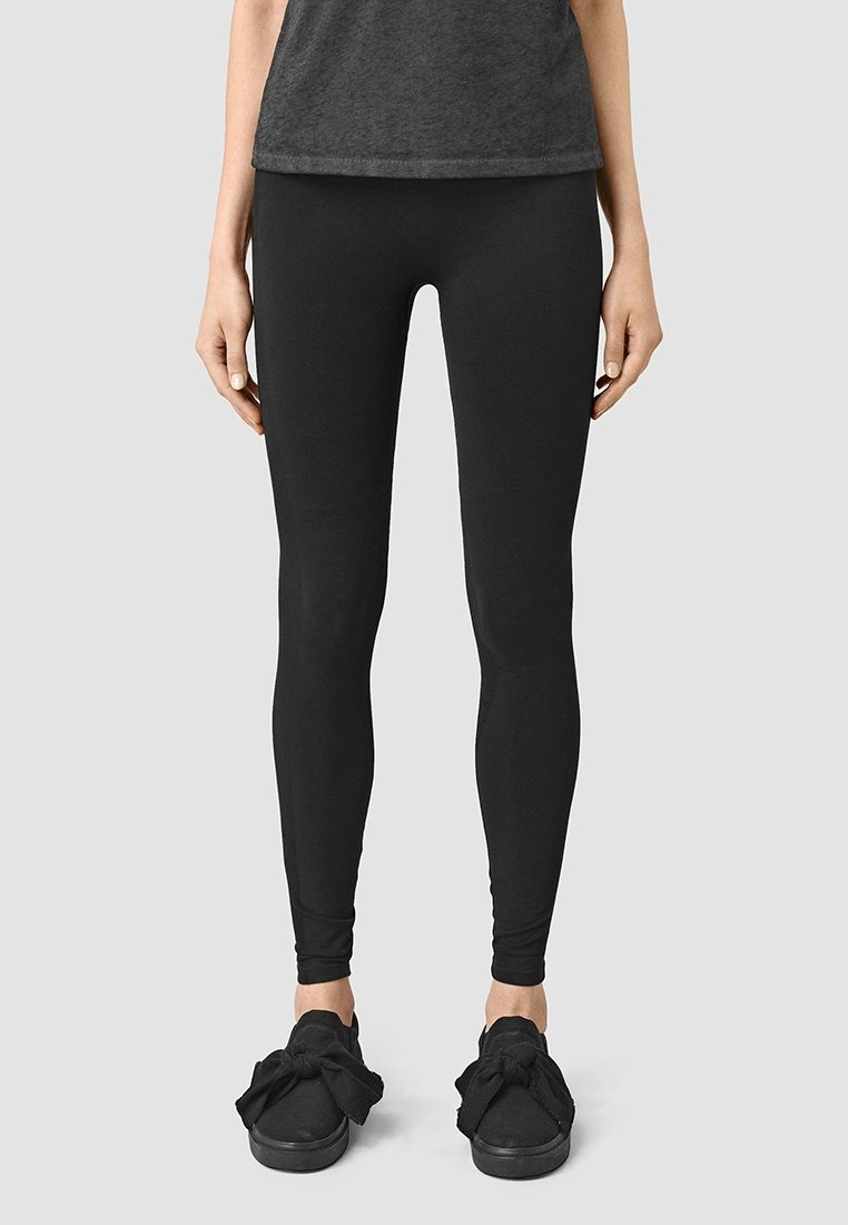 AllSaints - BRI - Leggings - Trousers - black