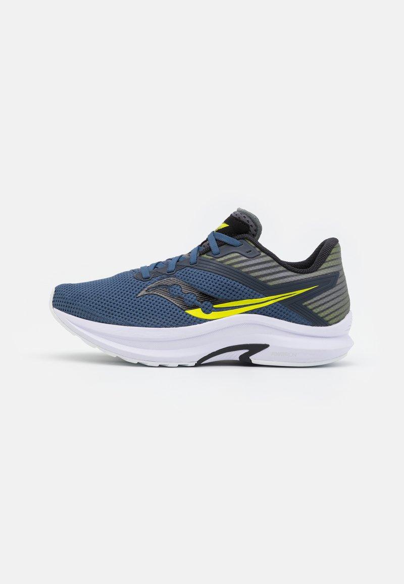 Saucony - AXON - Neutral running shoes - storm/black