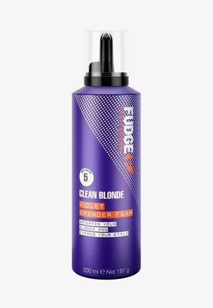 VIOLET XPANDER FOAM - Stylizacja włosów - -