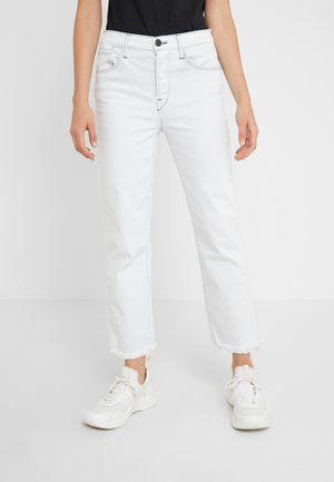 AUSTIN CROP - Jeans Straight Leg - adelia