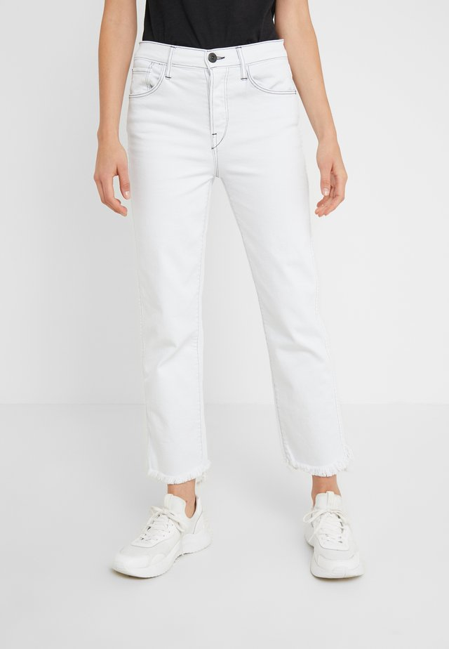 AUSTIN CROP - Straight leg jeans - adelia