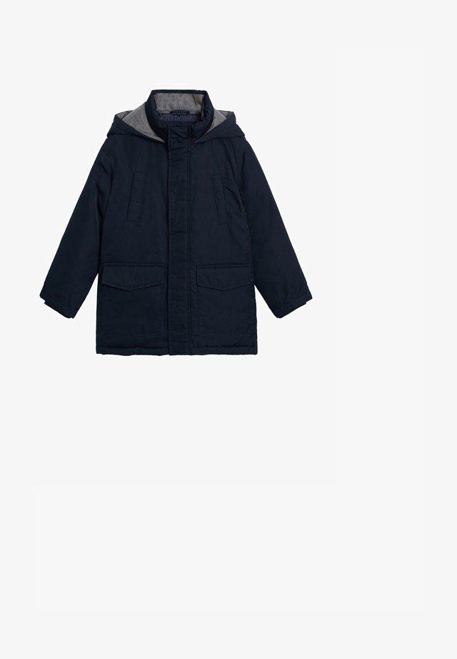 Winter jacket - donkermarine