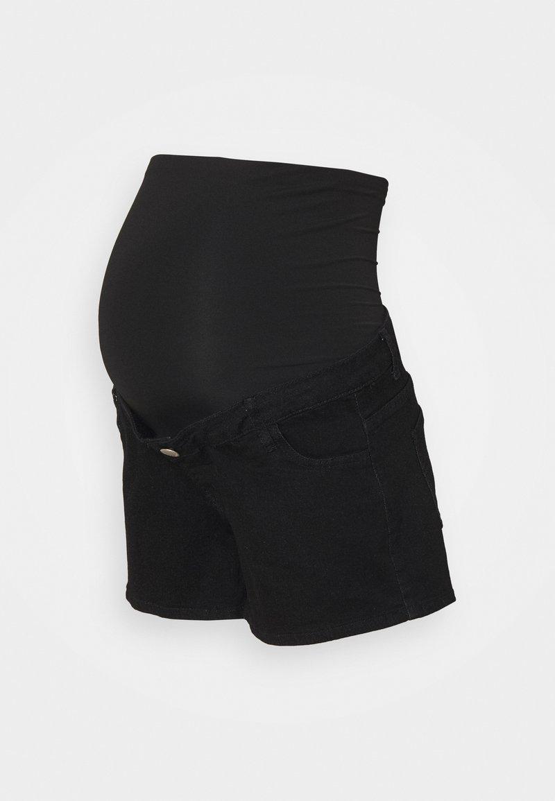 Glamorous Bloom - MINI - Denim shorts - black