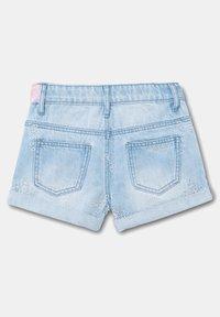 Desigual - Denim shorts - blue - 1