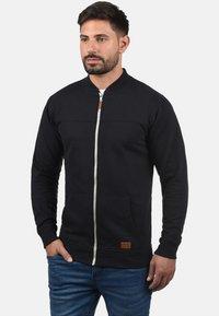 Blend - ARCO - Zip-up sweatshirt - black - 0