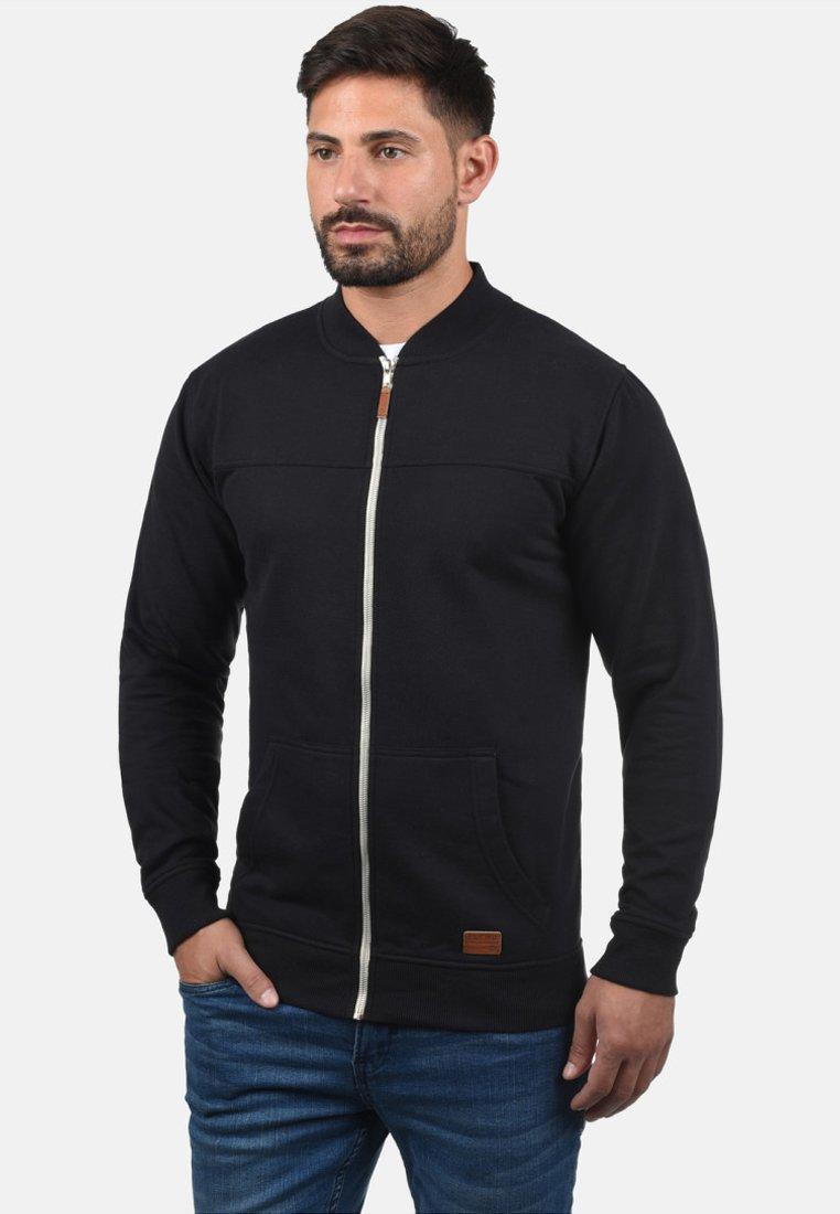 Blend - ARCO - Zip-up sweatshirt - black