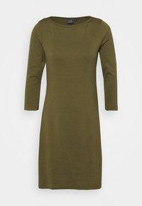 GAP - SHIFT - Day dress - olive - 4