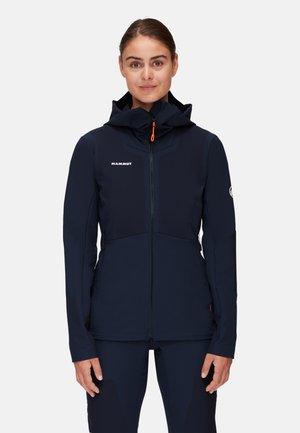 AENERGY PRO  - Soft shell jacket - marine