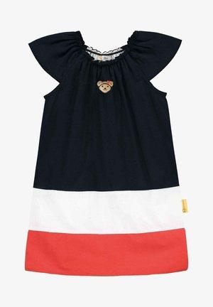 Day dress - steiff navy