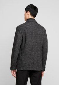 Sisley - Suit jacket - mottled dark grey - 2