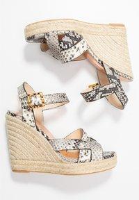 Ted Baker - SELANAE - Højhælede sandaletter / Højhælede sandaler - natural - 3