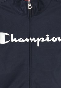 Champion - LEGACY FULL ZIP SUIT SET - Chándal - dark blue - 4