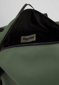 YOURTURN - Tagesrucksack - dark green - 4