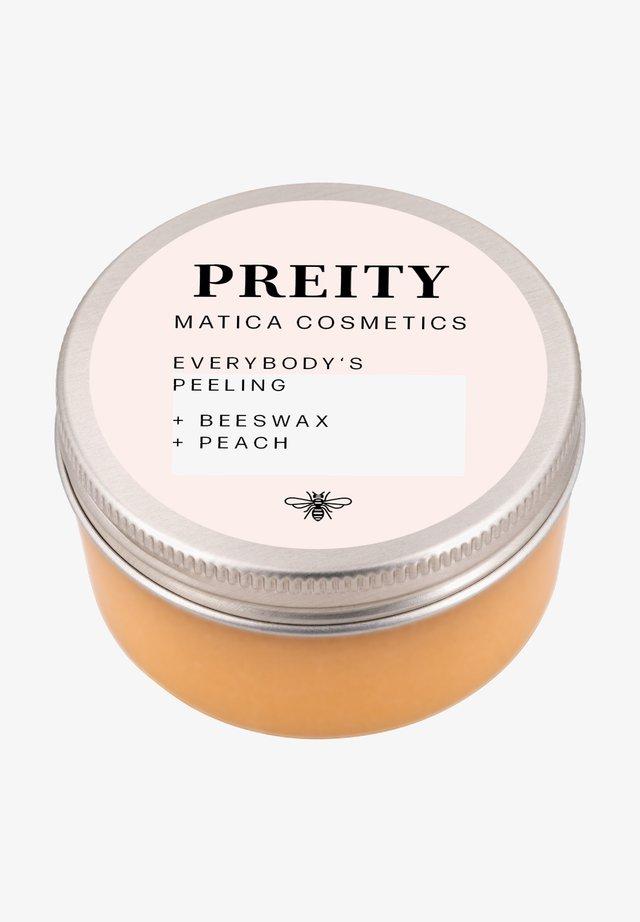 PREITY BODY SCRUB PFIRSICH - Body scrub - -