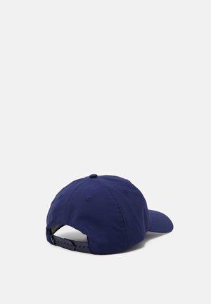 TECH BASEBALL - Caps - dark navy/white