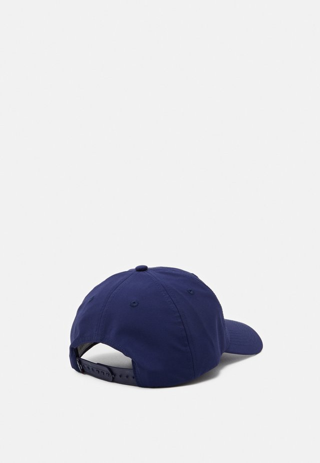 TECH BASEBALL - Cap - dark navy/white