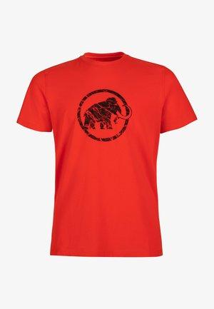 Print T-shirt - magma