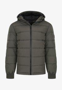 Threadbare - Winter jacket - khaki - 5