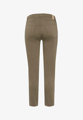 STYLE SHAKIRA S - Slim fit jeans - khaki