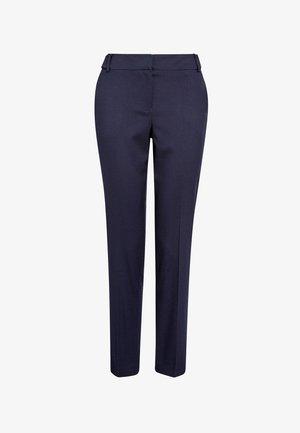 TAILORED SLIM -PETITE - Trousers - blue