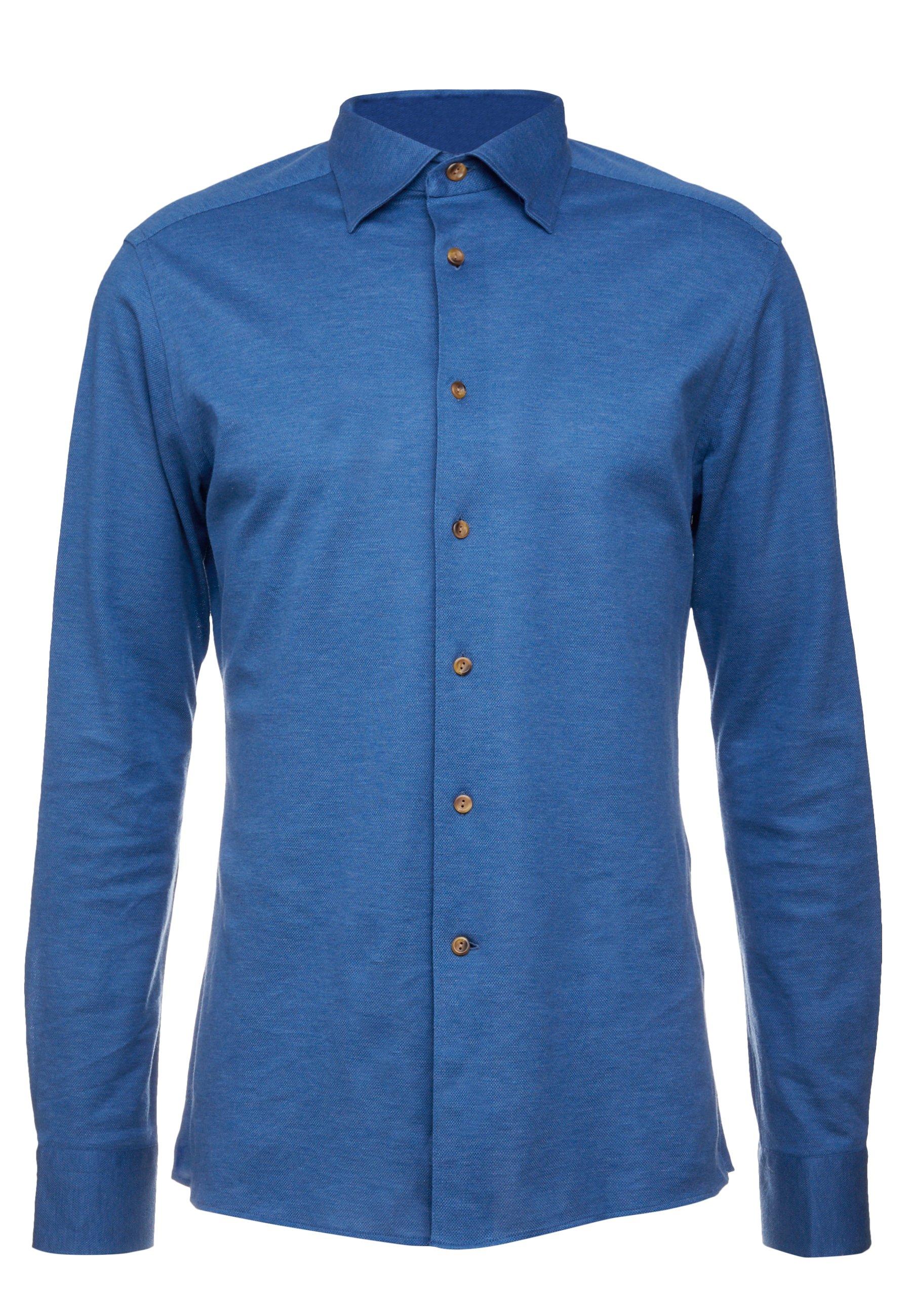Eton SLIM FIT Skjorte dark blue Zalando.no