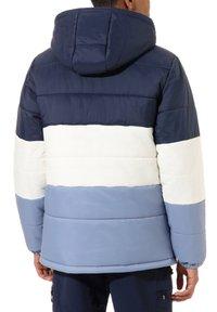 Vans - MN BURNS MTE - Winter jacket - drsbls/antiquewht/infnty - 1