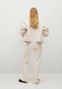 Mango - Summer jacket - ecru - 2