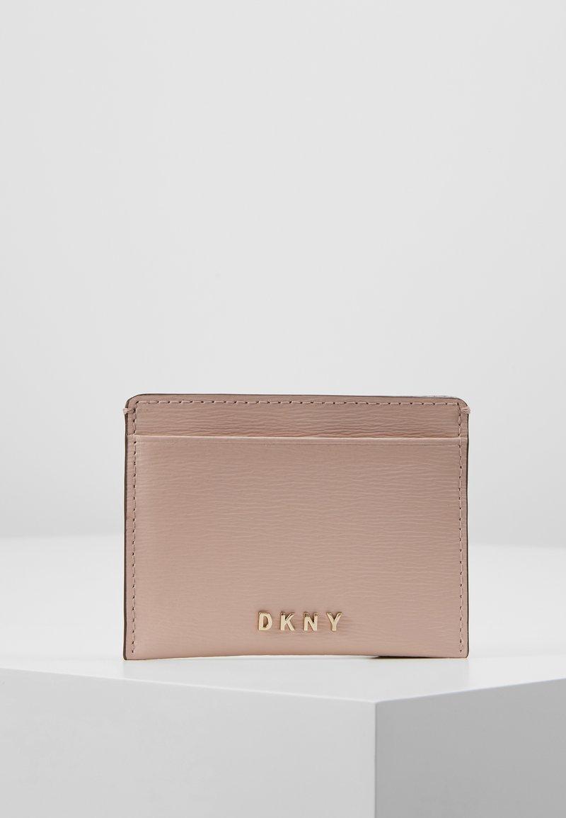 DKNY - PERLA ENVELOPE FLAP - Wallet - cashmere