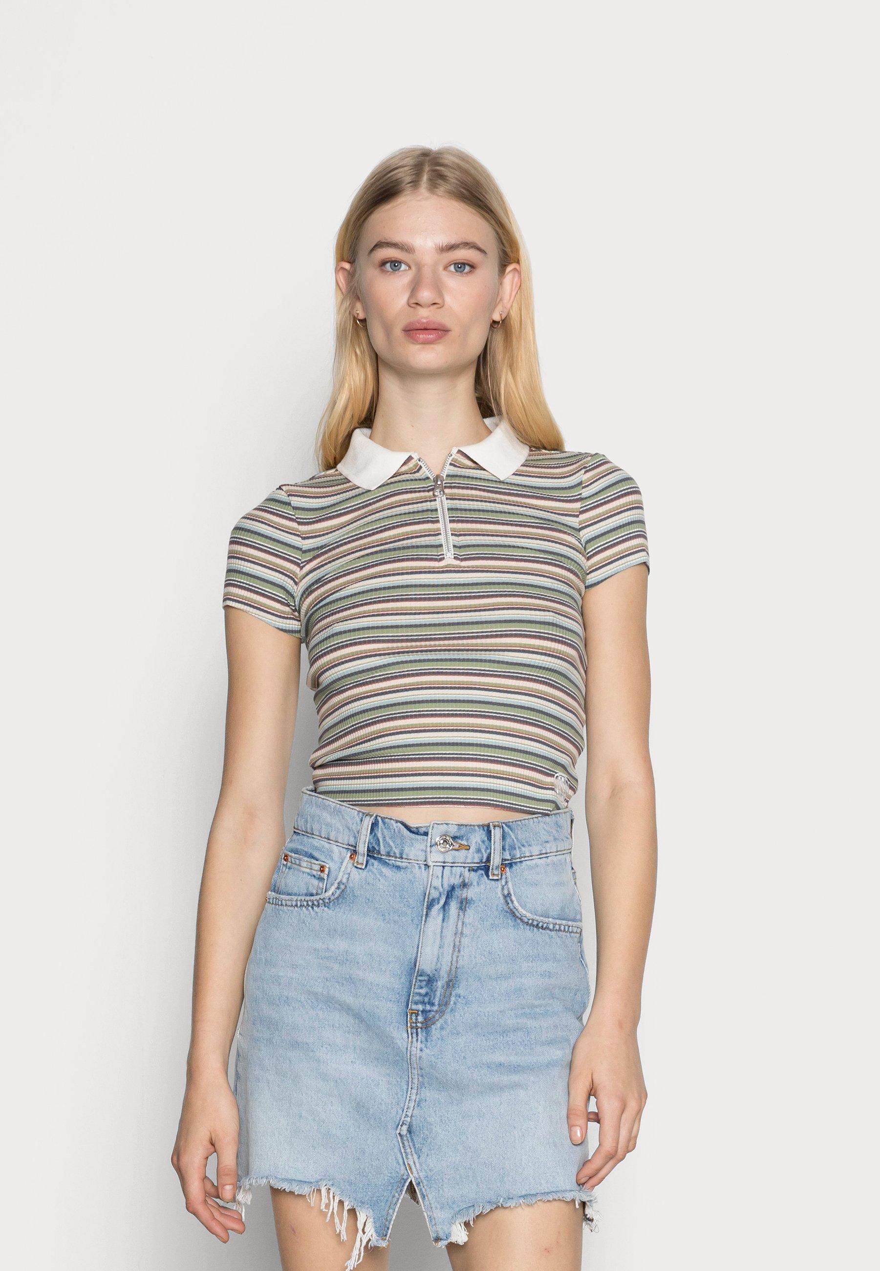 Women MINI ZIP  - Polo shirt