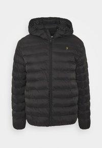Farah - STRICKLAND COAT - Light jacket - black - 0