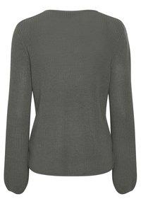 Soaked in Luxury - Sweter - brushed nickel - 5