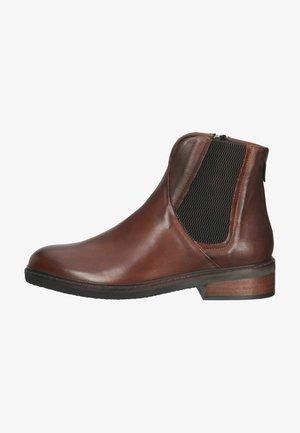 Ankle boots - ginger/vegetale gianduia
