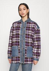 Diesel - G-KERYA JACKET - Summer jacket - multicolour - 0