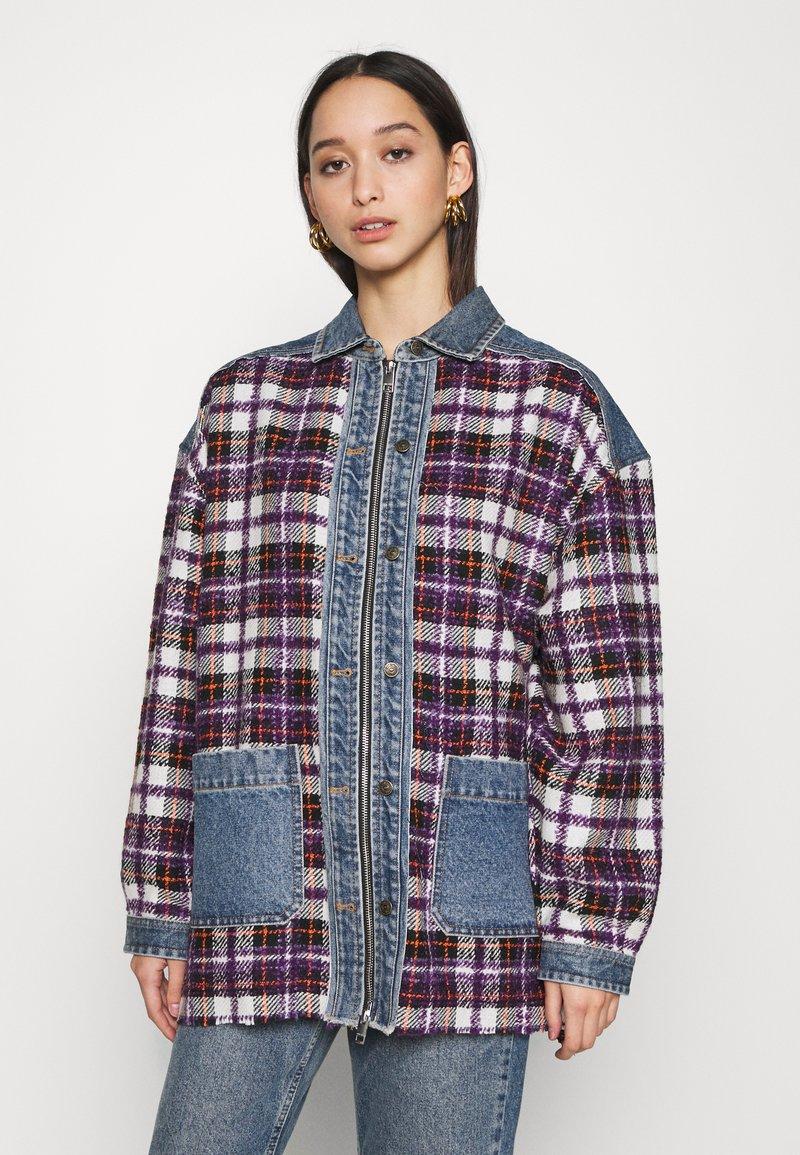 Diesel - G-KERYA JACKET - Summer jacket - multicolour