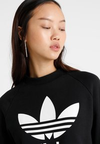 adidas Originals - CREW - Collegepaita - black - 3