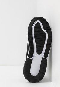 Nike Sportswear - AIR MAX 270 EXTREME - Slip-ons - black/white - 5