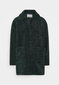 Rich & Royal - Winter coat - emerald green - 0