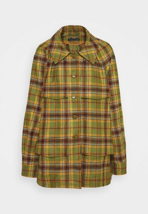 JACKET - Summer jacket - green