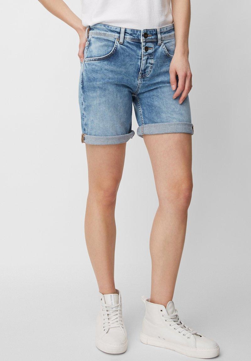 Marc O'Polo - Denim shorts - easy blue wash